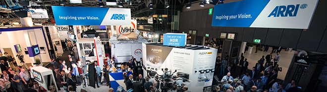 ARRI Newsletter Registration